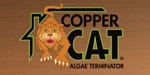 Copper Cat Roofing Strips