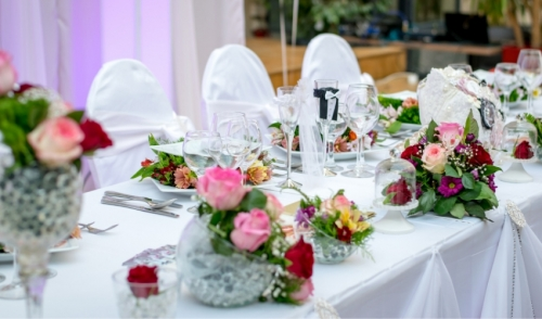 Consider Your Event's Seating Arrangements Before Renting