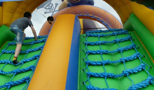 Renting Inflatables and Bounce Houses