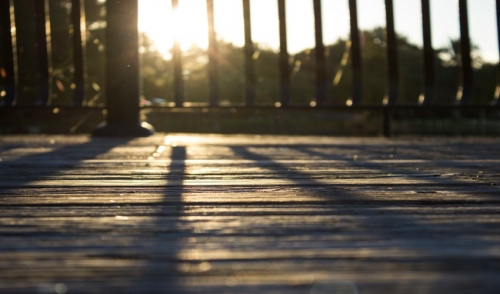Deck Staining and Sealing Tips
