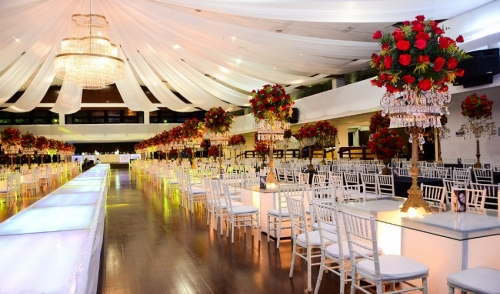 Renting for your Receptions, Banquets & Parties