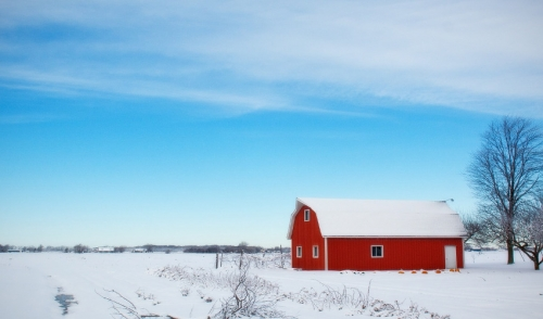 Barn Winterization Checklist