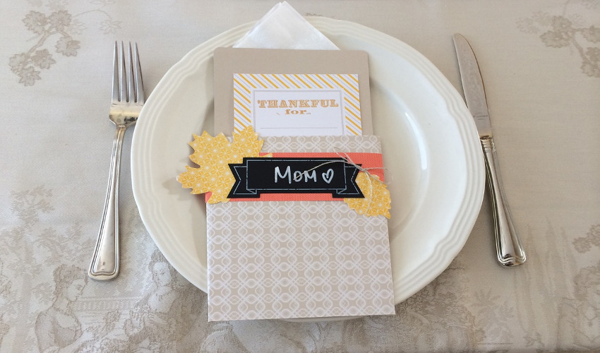 Decorating for your Thanksgiving party
