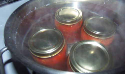 Get an Early Start on Your Canning