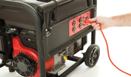 Renting a Portable Generator