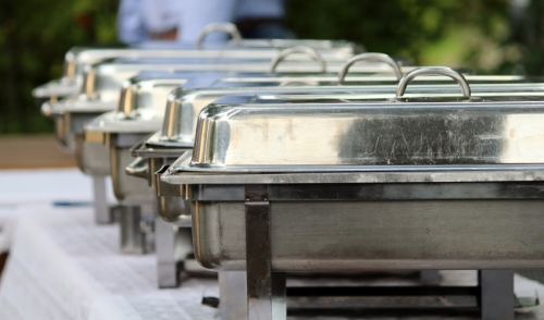 Using a Chafing Dish