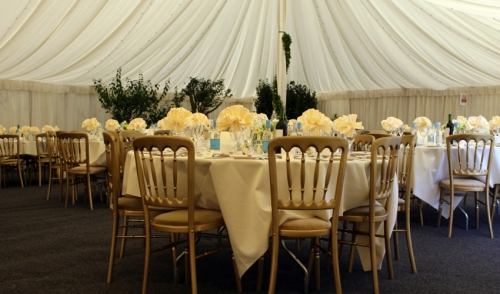 Tips for Planning a Winter Tented Event