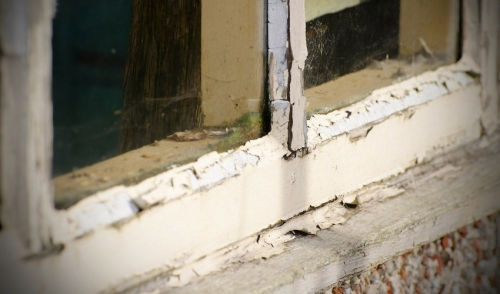 Repairing Rotted Window Sills