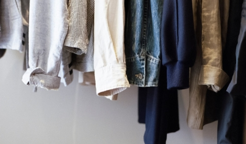 Regaining Control of your Closets