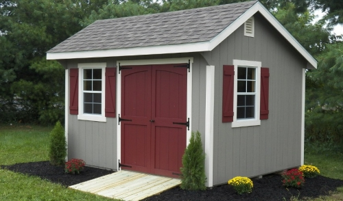 Shedding Some Light: Shed Building Tips