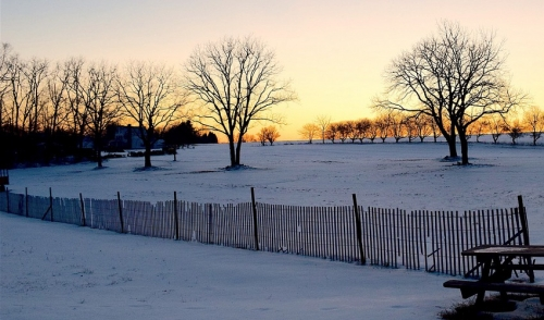 Snow Fence Installation Tips