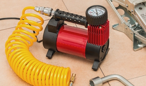 Four Steps For Using An Air Compressor