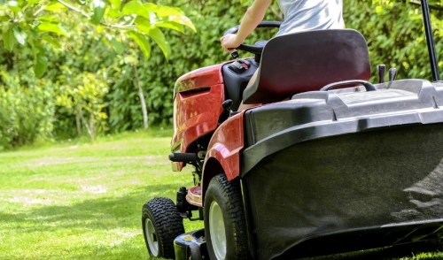 Preparing Your Mower For Its First Swipe At Your Lawn