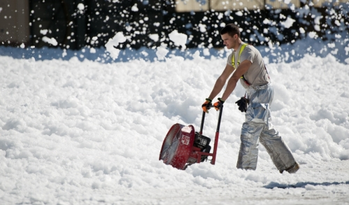 Make Snow Removal Easy With Our Rentals