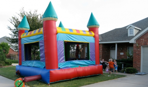Things To Consider When Renting Inflatables