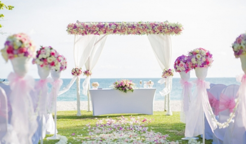 Having a Destination Wedding? Reserve Your Rentals Early!