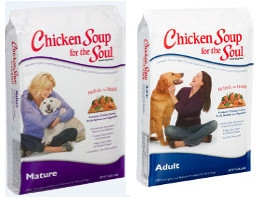 Chicken Soup for the Soul Dog Food 30lb $39.99