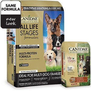 Canidae All Life Stages Dry Dog Food 44lb $44.99