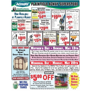 May Sales Flyer