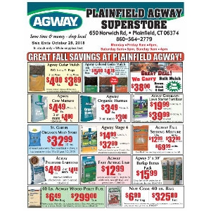 October Sales Flyer
