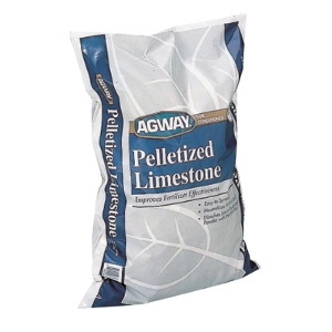Save on Agway Pelletized Lime 40lb Bag
