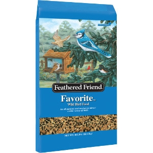 Feathered Friend Favorite Seed 40lb $17.99