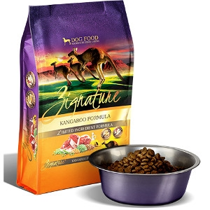 Zignature Kangaroo Formula for Dogs 27 Pound