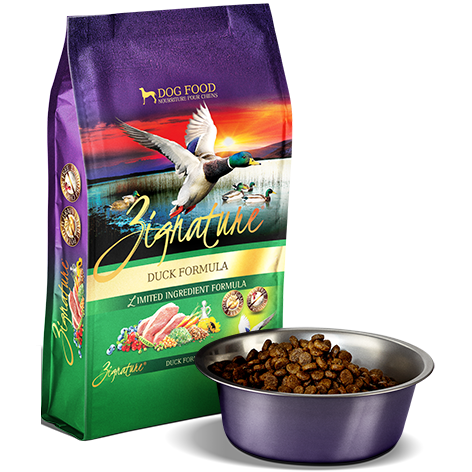 Zignature Duck Formula for Dogs 27 Pound