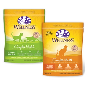 Wellness® Complete Health Cat Food