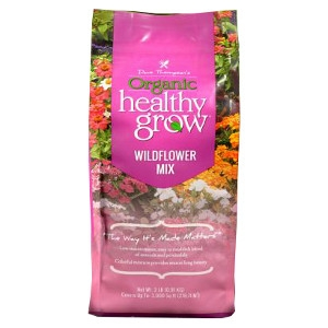 Dave Thompson's Organic Healthy Grow Wildflower Mix 2lb