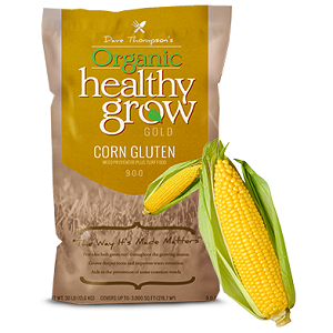 Dave Thompson's Organic Healthy Grow Corn Gluten 9-0-0 30lb