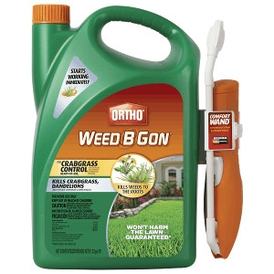 Ortho® Weed B Gon® Plus Crabgrass Control with Comfort Wand Ready-To-Use