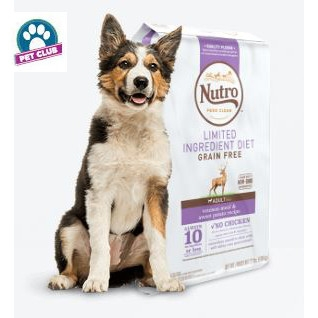 Nutro LID Formulas for Dogs
