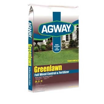 Agway Greenlawn Fall Weed & Feed 5M $18.99