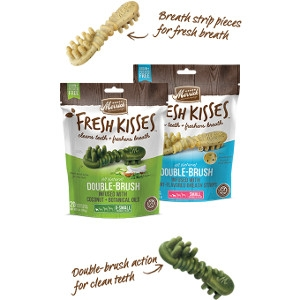 Merrick Fresh Kisses Dog Treats
