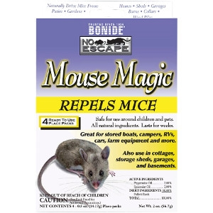 Bonide Mouse Magic 4-Pack $7.99