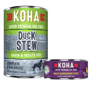 Koha Pet Food