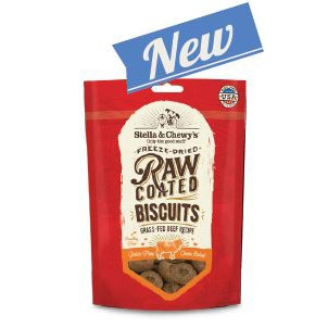 Stella & Chewy's Freeze-Dried Raw Coated Biscuits