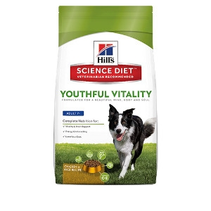 Science Diet Youthful Vitality Dog Food