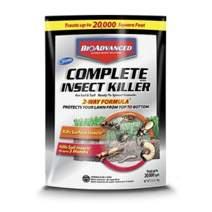 BioAdvanced Complete Insect Killer 10lb $16.99