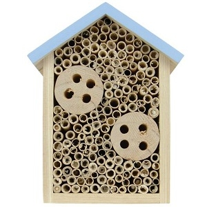 Beneficial Insect Pollinator House