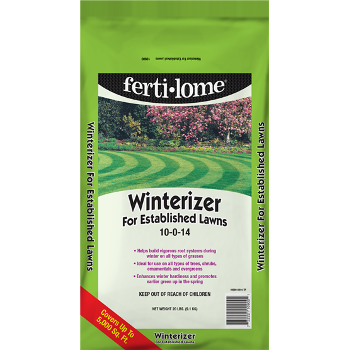 Winterizer for Established Lawns, 10-0-14