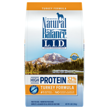 $1 - $4 off Natural Balance High Protein Dog Food