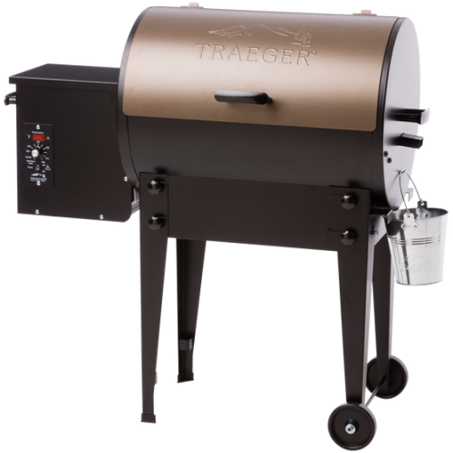 Buy an Elite Trailer, get a FREE Traeger Tailgater