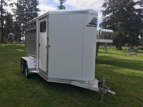 2019 Elite Wrangler Stock Combo Trailer