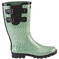 Puddletons Women's Double Strap Rain Boot