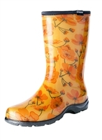 Sloggers Women's California Dreaming Rain & Garden Boot