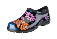 Sloggers Women's Flower Power Waterproof Comfort Shoe