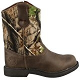 RealTree Kids' Dustin Jr. Wellington Camo Boot
