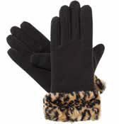Isotoner Women's Stretch Fleece Gloves